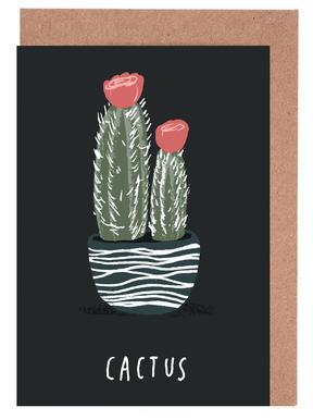 Cactus wenskaartenset