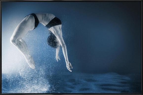 Dance, Dance, Dance 11 Framed Poster