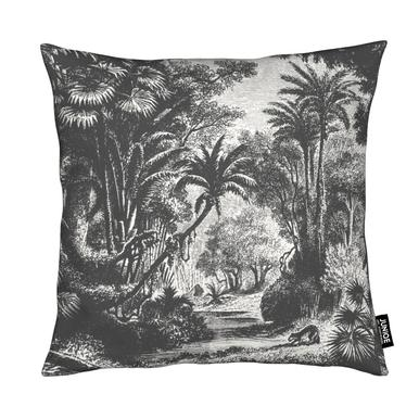 Indian Jungle Cushion