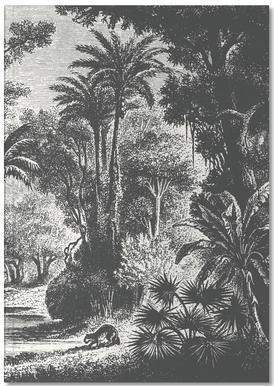 Indian Jungle Notizbuch