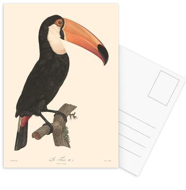 Le Toco Postcard Set