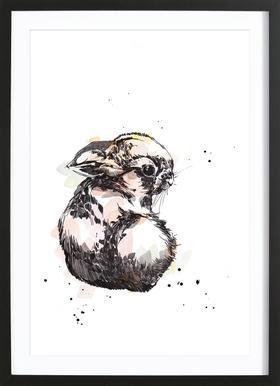 Hilla Framed Print