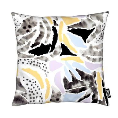 Pattern Pieces Cushion