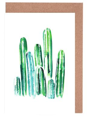 Plant 1 Greeting Card Set