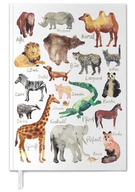 The Animal Kingdom Personal Planner