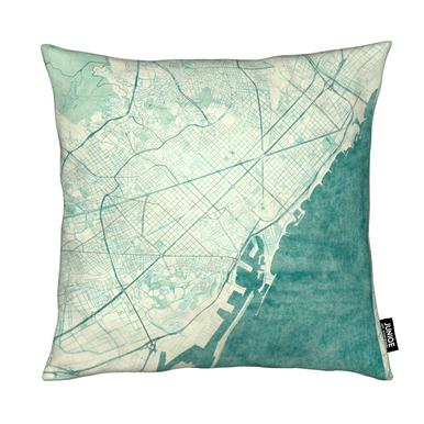 Barcelona Vintage Cushion