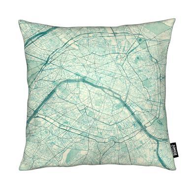 Paris Vintage Cushion