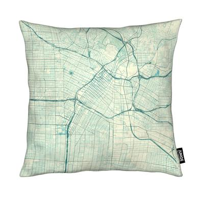 Los Angeles Vintage Cushion