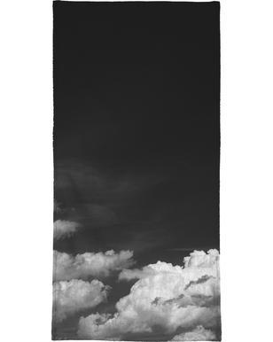 Black Sky  Serviette de plage