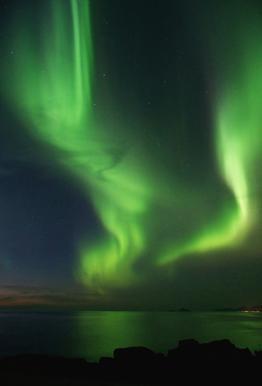 The Northern Lights 08 -Alubild