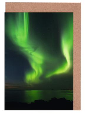 The Northern Lights 08 Greeting Card Set