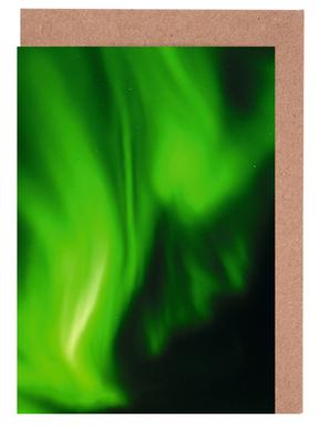 The Northern Lights 09 Greeting Card Set
