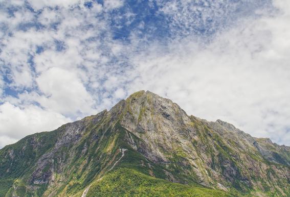 Milford Sound -Alubild