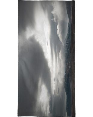 Heavy sky handdoek