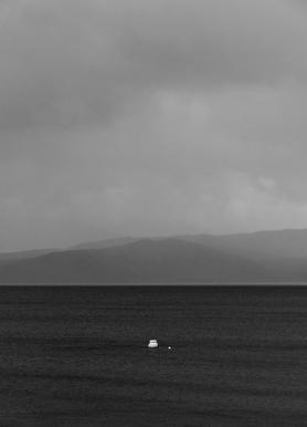 Solitude -Leinwandbild