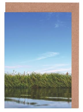 Kayaking Greeting Card Set