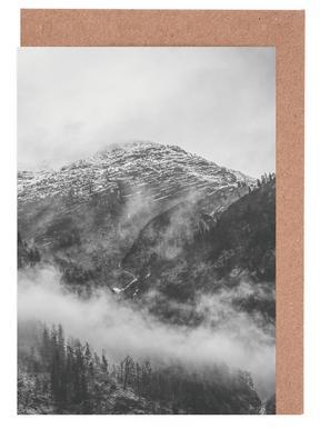 Moody Clouds 2 Greeting Card Set