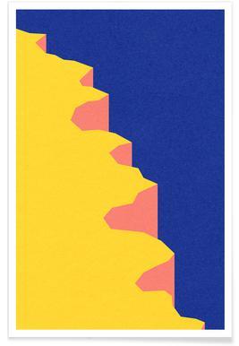 Big Sur V -Poster