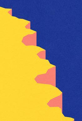 Big Sur V Plakat af akrylglas
