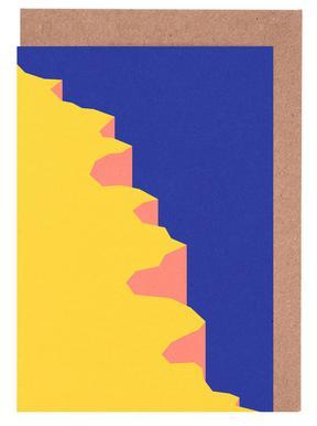 Big Sur V -Grußkarten-Set