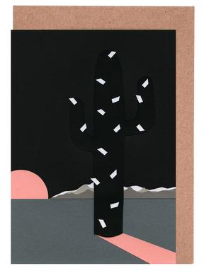 Black Sierra Nevada Grußkartenset