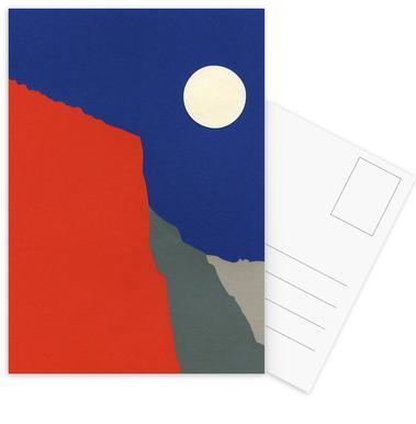El Capitan Postkortsæt