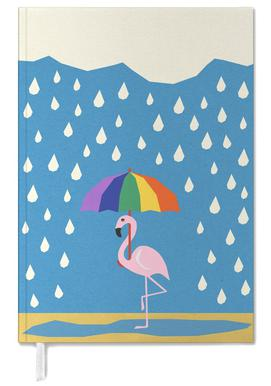 Flamingo de Umbrella Personal Planner