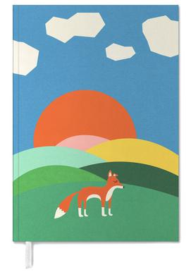 Fox and Field Personal Planner