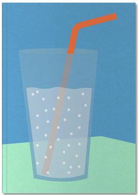 Sparkling Lemonade Notebook