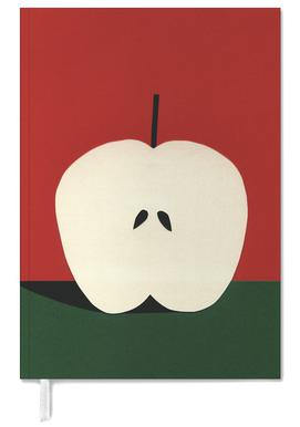 Half Red Apple Agenda