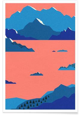 Bergposter Und Bilder Mit Bergen Online Bestellen Juniqe