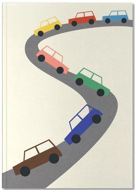 Traffic Notizbuch