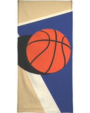 Oakland Basketball Team Serviette de bain