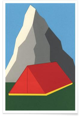 Camp Mount Whitney poster