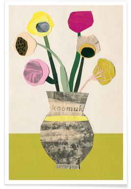 Ranunkeln & Co 1 Poster