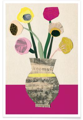 Ranunkeln & Co 2 Poster