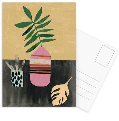 Vasen & Co. 4 -Postkartenset