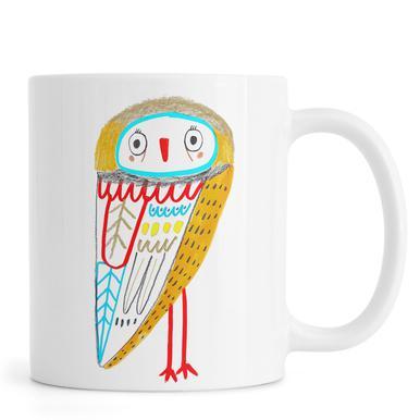 Owl Tasse