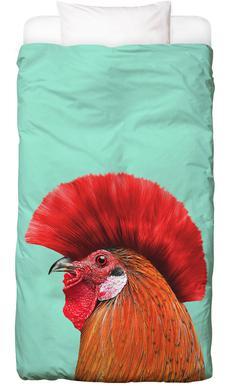 Punk Cock Bed Linen