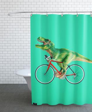 T-Rex Bike Douchegordijn
