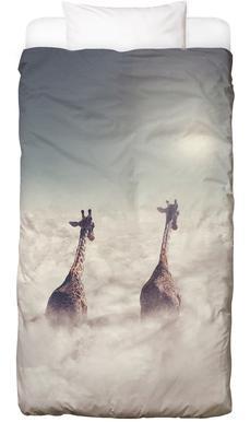 Giant Giraffes Kids' Bed Linen