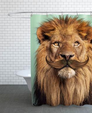 Bearded Lion Douchegordijn