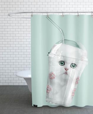 Catshake Shower Curtain