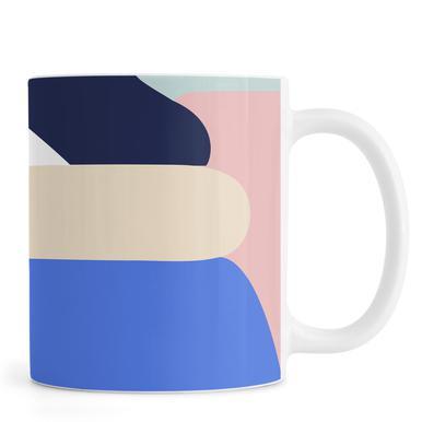 Blue Monday Mug