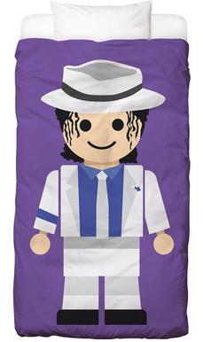 Michael Jackson 1 Toy Bed Linen