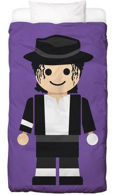Michael Jackson Toy Bed Linen