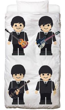 The Beatles Toy Linge de lit