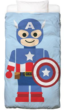 Captain America Toy Bettwäsche Juniqe