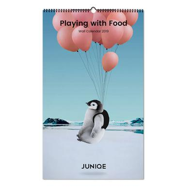 Playing with Food 2019 wandkalender