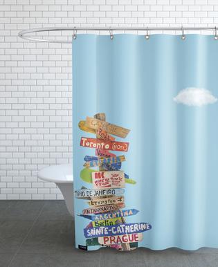 Directions rideau de douche